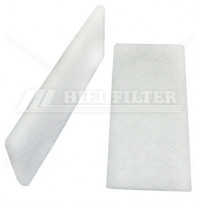 Air Filter For CATERPILLAR 2 N 7003 - L. 700 mm - SA24078 - HIFI FILTER